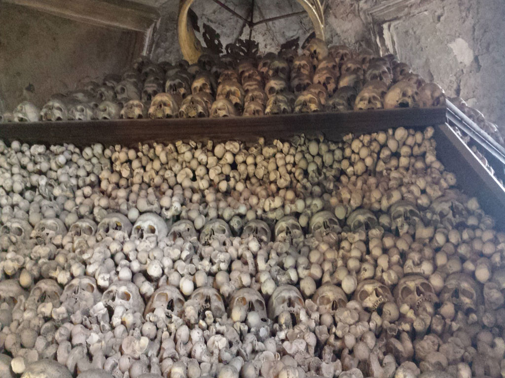 bone chapel prague