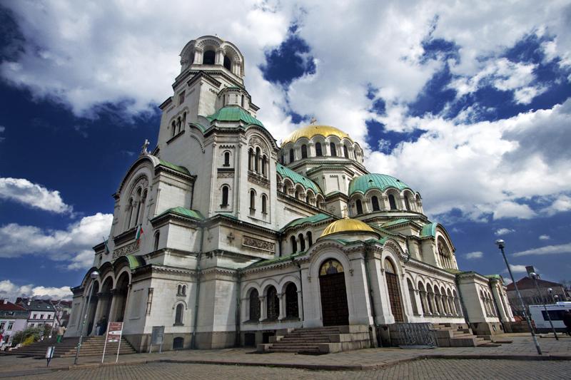 Alexander-Nevski-Church-Sofia