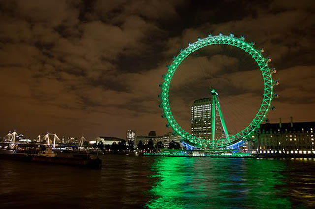 london-eye-green-st-patricks-day