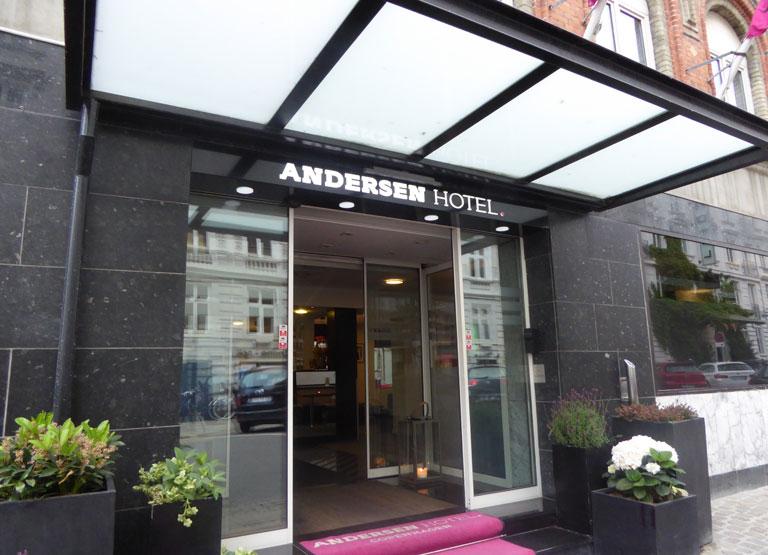 Anderson Boutique Hotel