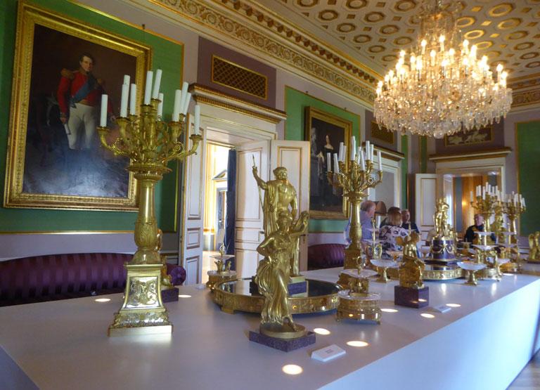 Amalienborg Palaces
