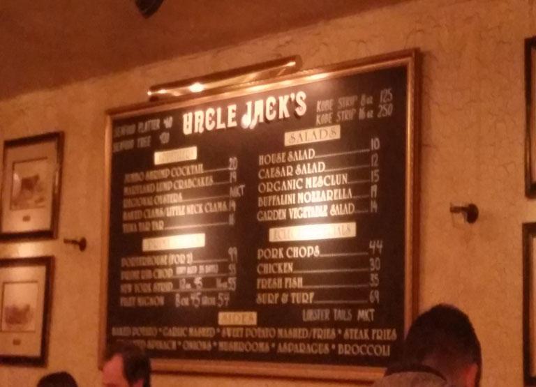 uncle jacks