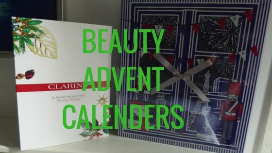 beauty advent calenders 2017 clarins selfridges l oreal luxe
