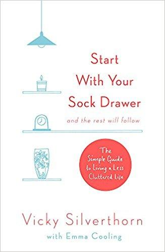 start with your sock drawer