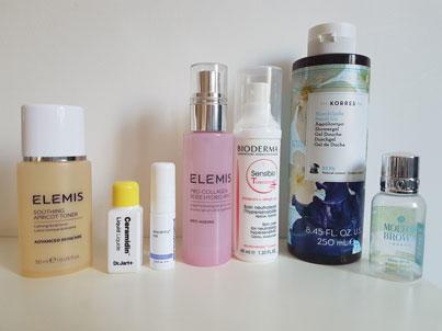 beauty product useup